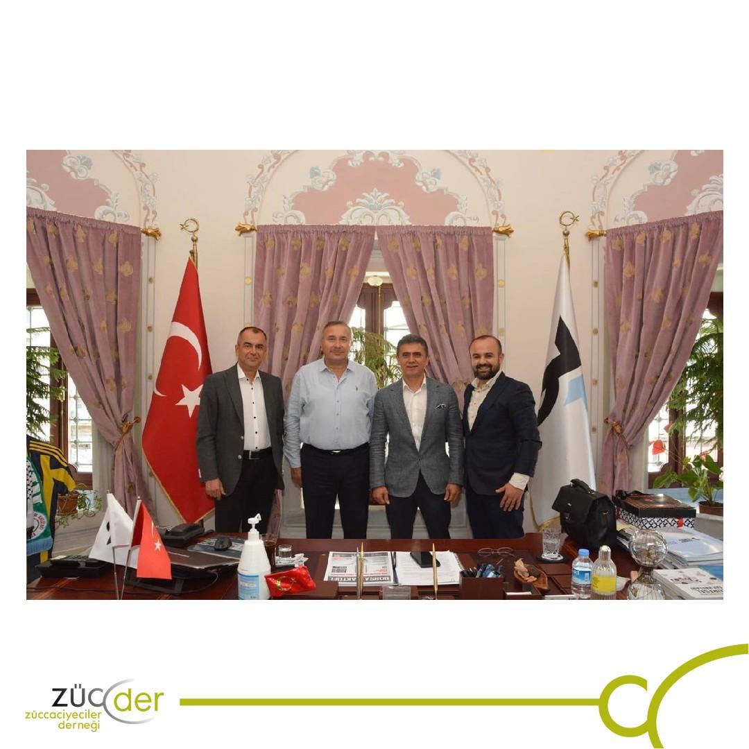 02.07.2020 - İstanbul Ticaret Borsası Ziyareti