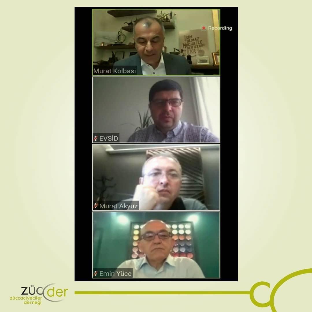 08.07.2020 - TOBB Türkiye Züccaciye Sektör Meclisi Toplantısı