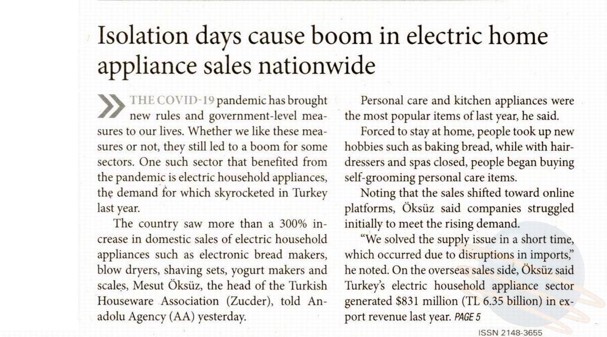 09.03.21 Daily Sabah