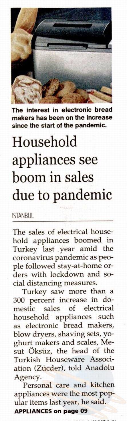 09.03.21 Hürriyet Daily News