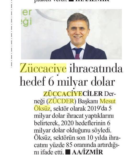 ZÜCDER İLK SES 16.03.2020