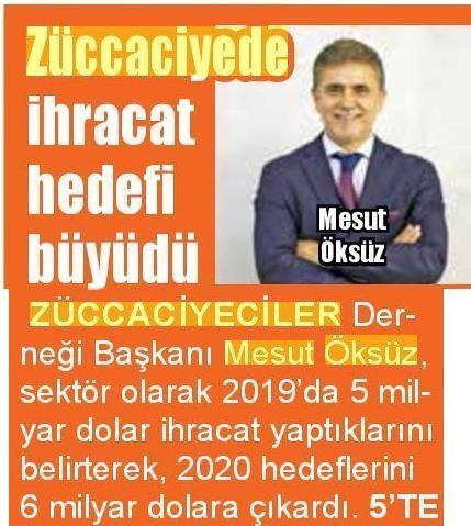 ZÜCDER YENİ BAKIŞ 1 16.03.2020
