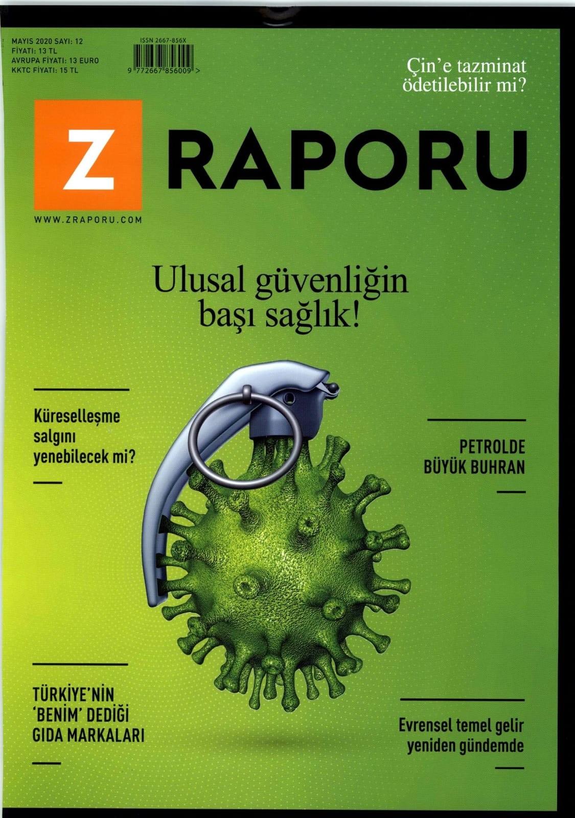 ZÜCDER Z RAPORU KAPAK 02.05.2020