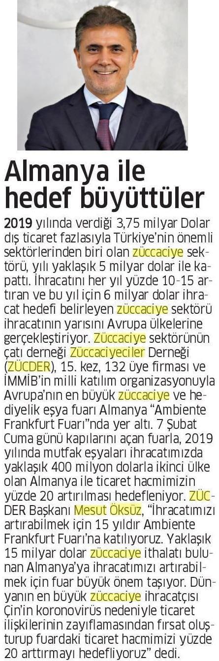 Zücder Analiz 09.02.2020