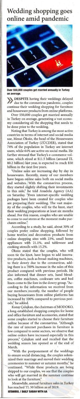 Zücder Daily Sabah 27.04.2020 2