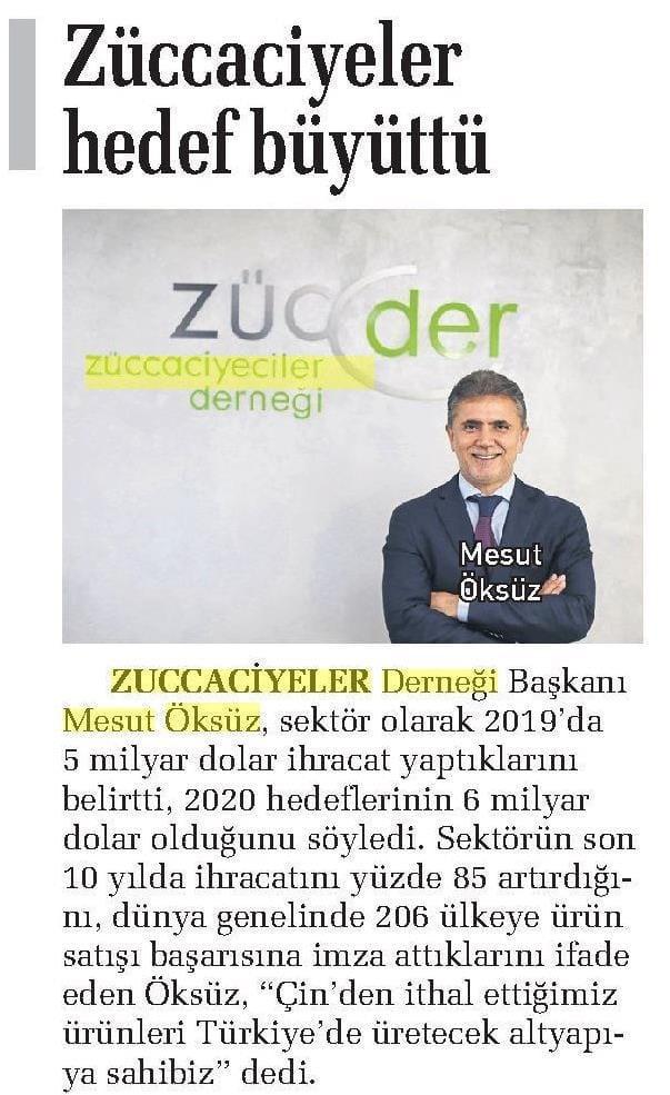 Zücder Egeli Sabah 17.03.2020