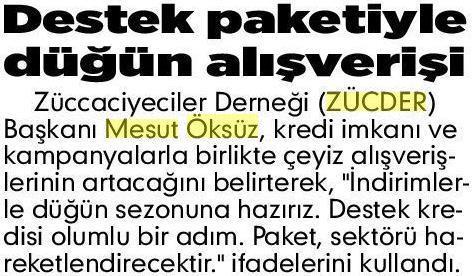 Zücder Kocaeli Gazetesi 03.06.2020