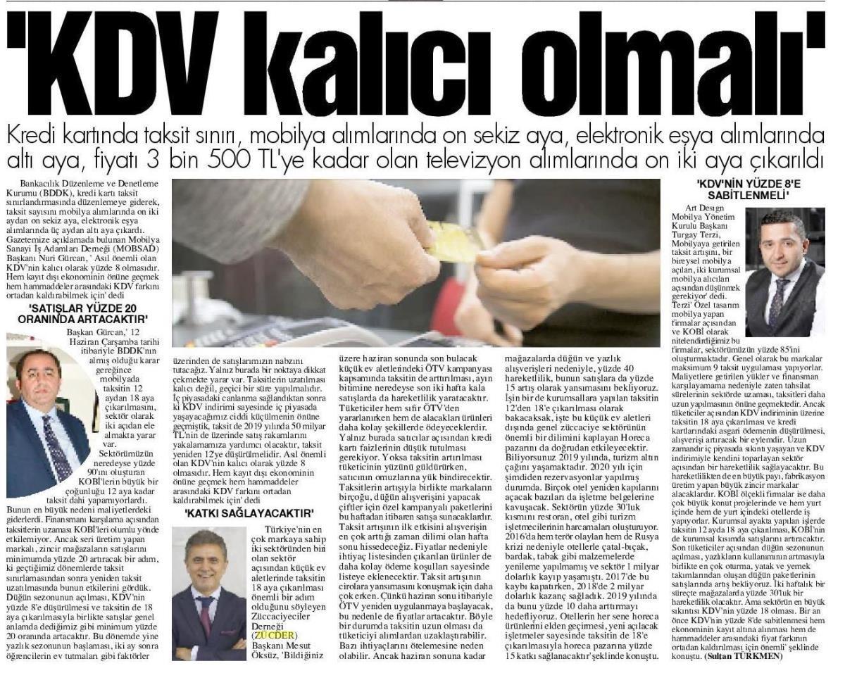 Zücder Konya Postası 2. 14.06.2019