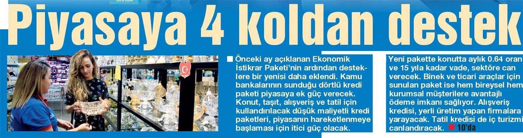 Zücder Ticaret Gazetesi 1. 05.06.2020