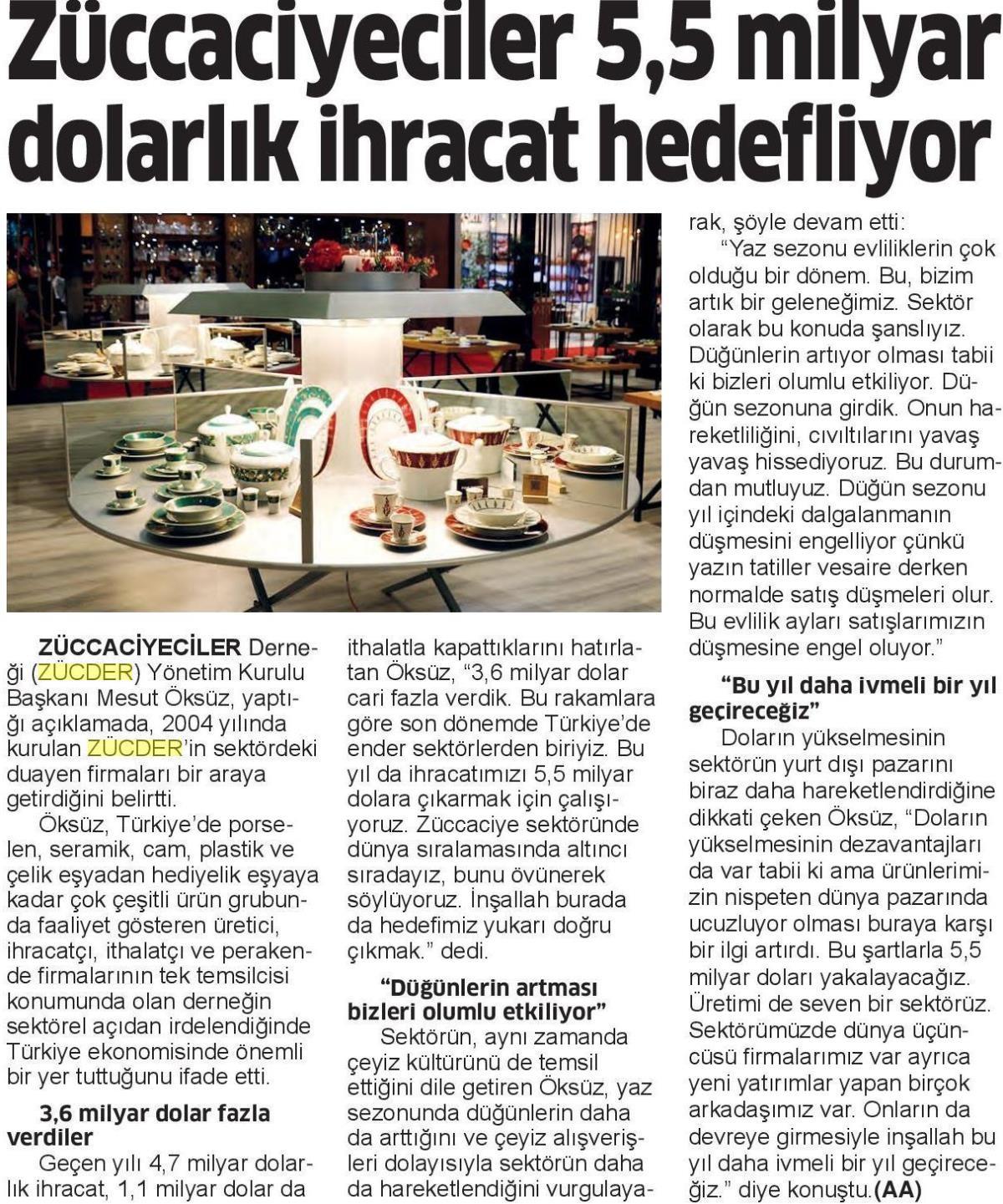 Zücder Ticari Hayat 13.06.2019