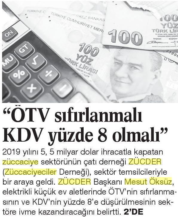 Zücder Yeni Adana 1 13.01.2020