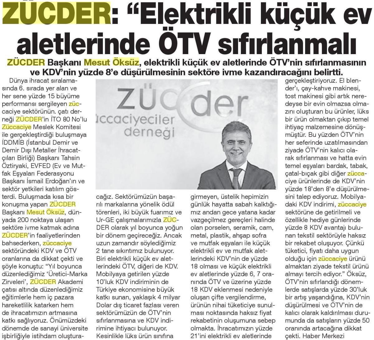 Zücder Yeni Adana 2 13.01.2020