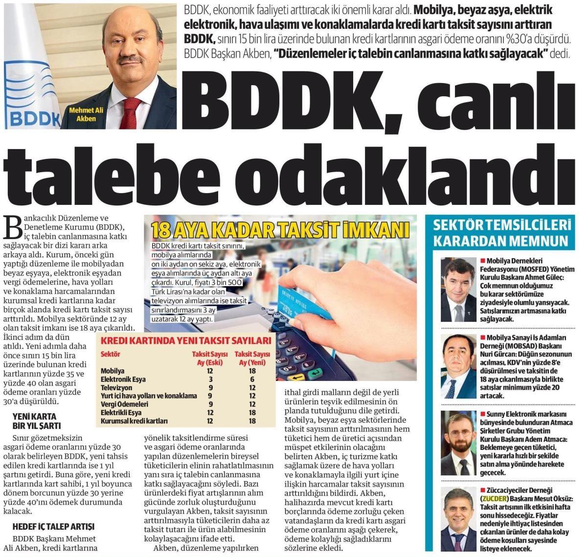 Zücder Yeni Şafak 14.06.2019